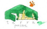 ペットケアテラのロゴ